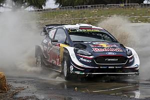 WRC Rallye Australien 2018: Ogier bei Latvala-Sieg Weltmeister