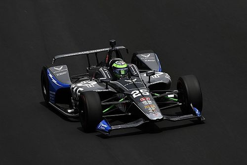 Indy 500: Daly quickest on Fast Friday, Jones tops no-tow speeds
