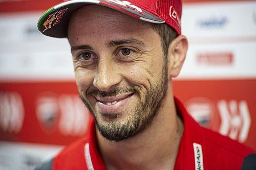 """Andrea Dovizioso: """"Marquez non si può paragonare a Rossi"""""""