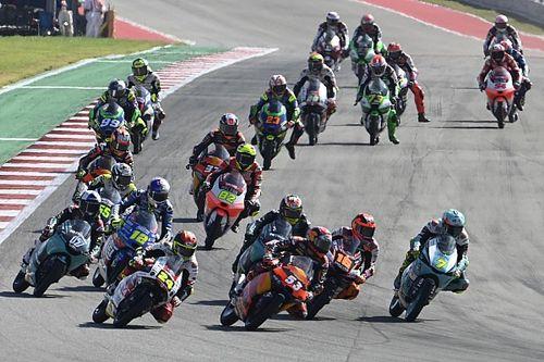 La FIM sube la edad mínima para competir en MotoGP y limita parrillas