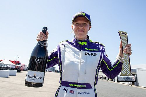 Etat w Formule E dla liderki W Series