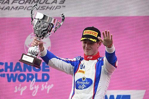 Pierwsze zwycięstwo Davida Schumachera
