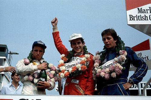 Senna vs Brundle: The title battle that had it all
