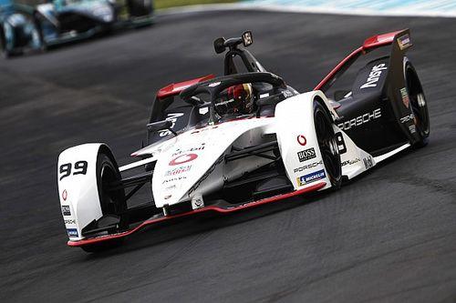 Верляйн принес Porsche первый поул в сезоне Формулы Е