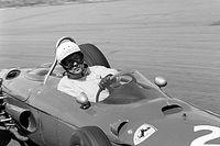 Phil Hill, primer campeón de F1 de EEUU y leyenda de Le Mans