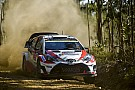 WRC Латвала перехватил лидерство в Ралли Португалия
