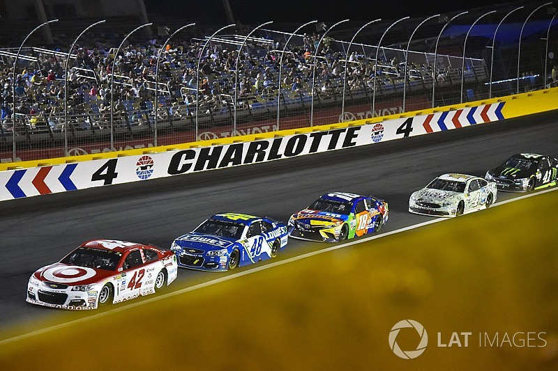 "Johnson on All-Star Race package: ""There's really nothing to lose"""