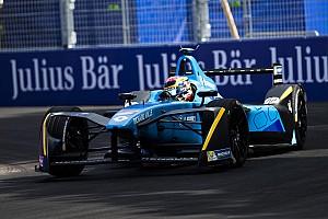 Formula E Breaking news Buemi says last-minute rebuild to thank for Paris win