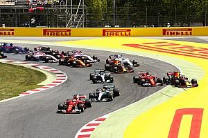 Bottas, İspanya GP'deki kazasında