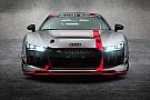 Automotive El nuevo coche de competición de Audi