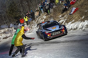 WRC Leg report Monte Carlo WRC: Ogier edges towards Neuville, Evans stars again