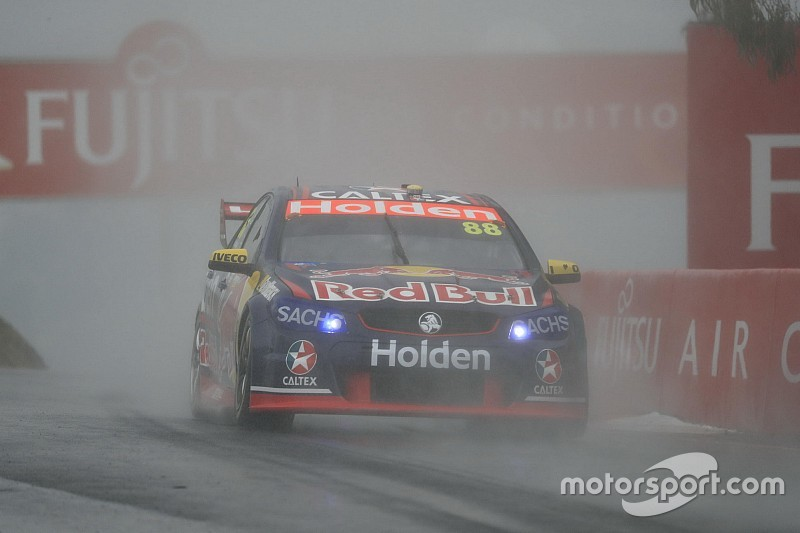 Triple Eight surprised by 'odd' Bathurst engine drama