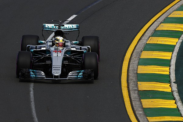 F1-Auftakt 2017 in Melbourne: Mercedes vor Ferrari im 2. Training