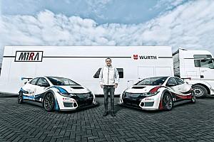 TCR Ultime notizie Confermata la terza Honda della M1RA per Michelisz all'Hungaroring