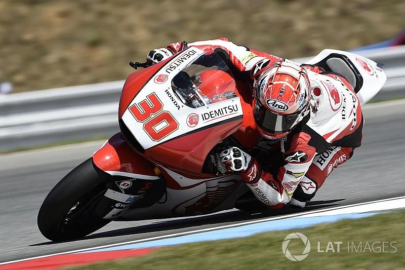 【MotoGP】最高峰クラス挑戦の中上貴晶「世界の頂点で戦うことを目標としてきた」