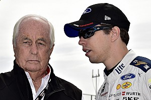 NASCAR Sprint Cup Noticias Los pilotos de Roger Penske elogian su elección al Salón de la Fama de NASCAR