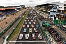 Das berühmte Fotoshooting für die 24h Le Mans 2017