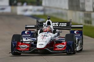 IndyCar Yarış raporu Detroit IndyCar: Rahal 1. yarışı domine etti