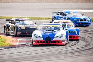 General Пресс-релиз Второй этап Кубка России Mitjet на Moscow Raceway