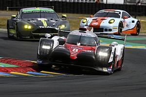 Le Mans Interview Davidson