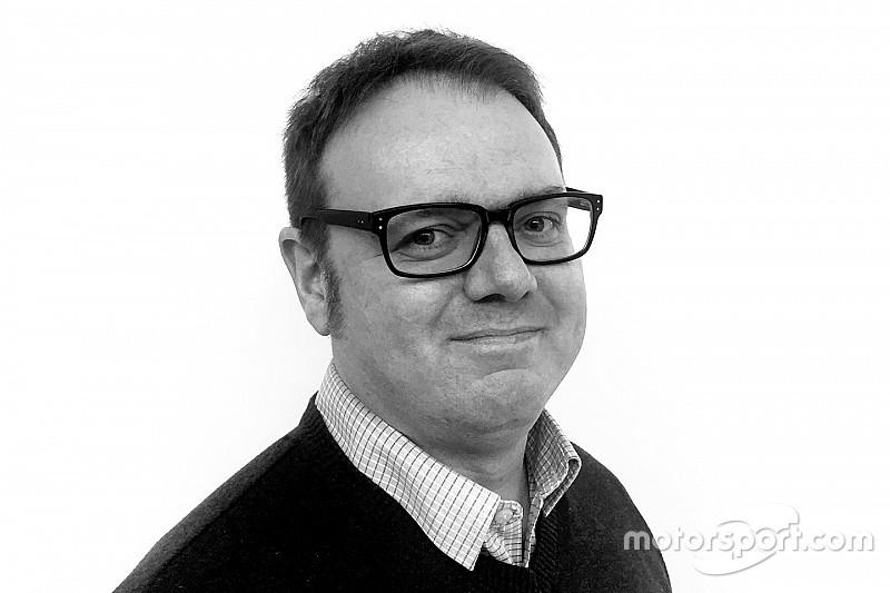 داميان سميث المحرّر الرياضي المعروف ينضمّ إلى شبكة موتورسبورت في منصب جديد