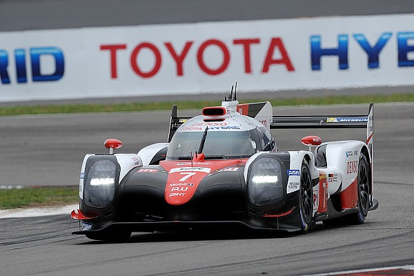 Toyota's WEC future to be decided in October