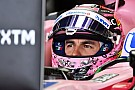 Fórmula 1 Force India inicia negociações para renovar com Pérez