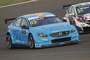 WTCC Reporte de calificación Nicky Catsburg y su Volvo S60, pole en el WTCC de Argentina