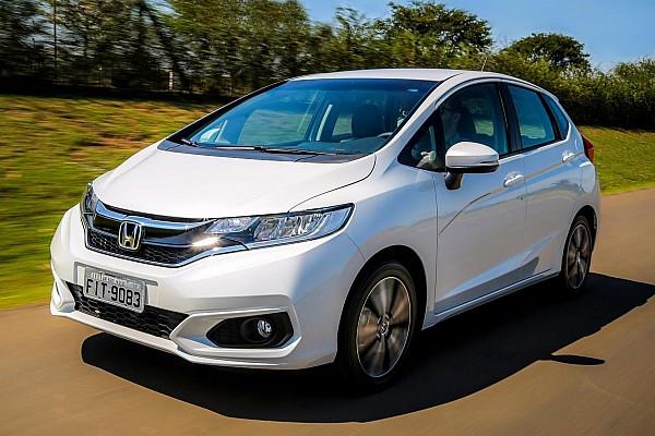 Automotivo Últimas notícias Impressões - Honda Fit 2018 traz novo visual, ESP e mais equipamentos
