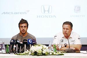 IndyCar News McLaren-Chef Zak Brown: Alonso und Indy 500 zuerst nur ein Scherz