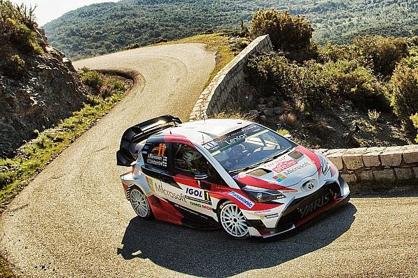 Toyota выставит третью машину на Ралли Португалия
