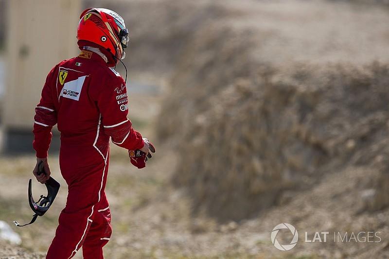 Фотофакт: Райкконен відпочиває в Альпах перед стартом нового сезону Ф1