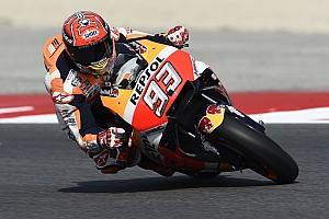 EL3 - Márquez devant, Rossi en Q2!