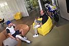 Rossi contó los detalles de su accidente