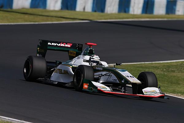 Super Formula Okayama: Lotterer raih kemenangan dominan di Race 1