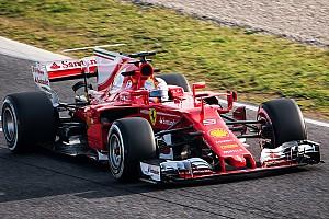 2017 Barcelona testleri: 1. gün sabahının lideri Vettel