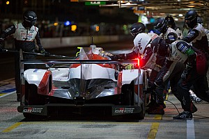 Le Mans Breaking news Toyota suggests hybrid tech