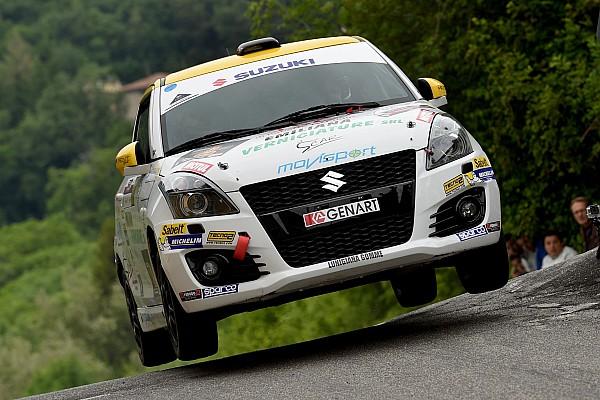 Suzuki Rally Cup: il giro di boa al Rally della Marca