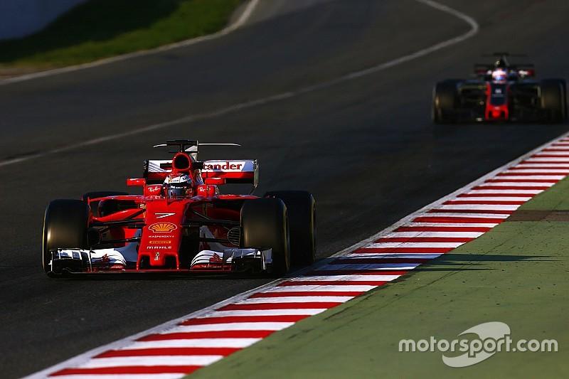 Distanz-Vergleich: So viel (un)zuverlässiger ist die Formel 1 2017