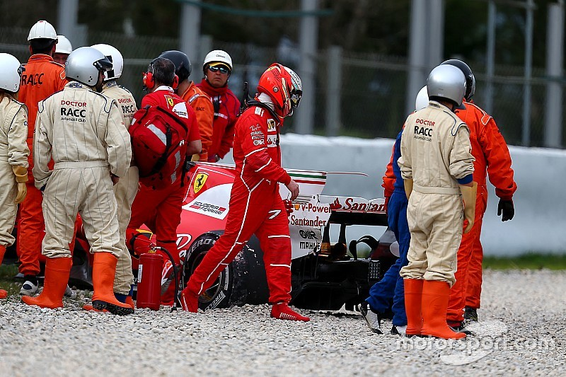 奥康:更快的2017赛车将导致更多的碰撞