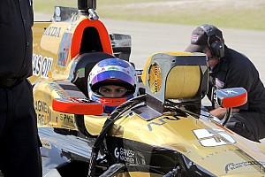 IndyCar Últimas notícias Após testes, Derani espera oportunidade