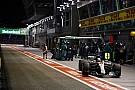Singapur'un en hızlı pit stopları yine Mercedes'ten geldi