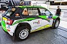 WRC Benito Guerra al Rally di Germania con il team Motorsport Italia