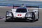 WEC Porsche's 2017 LMP1 challenger breaks cover