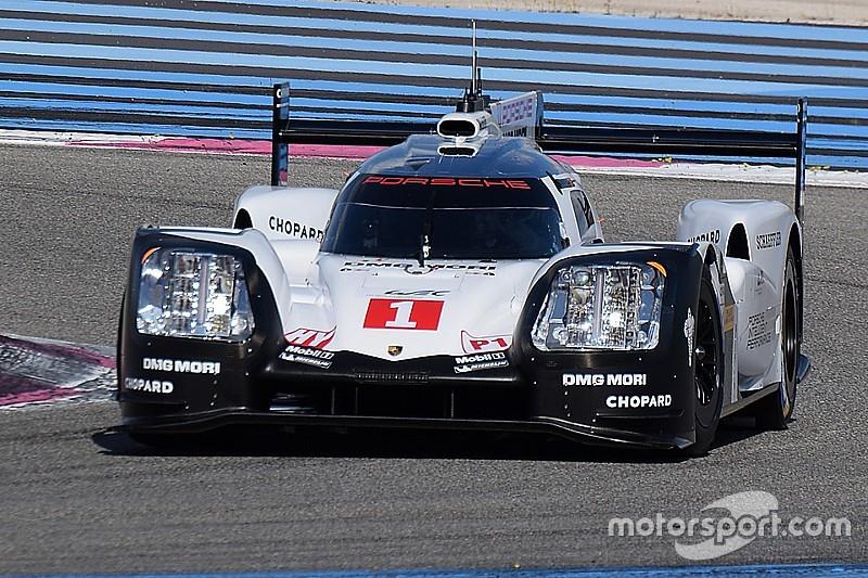 Шпионы сфотографировали новую Porsche для Ле-Мана