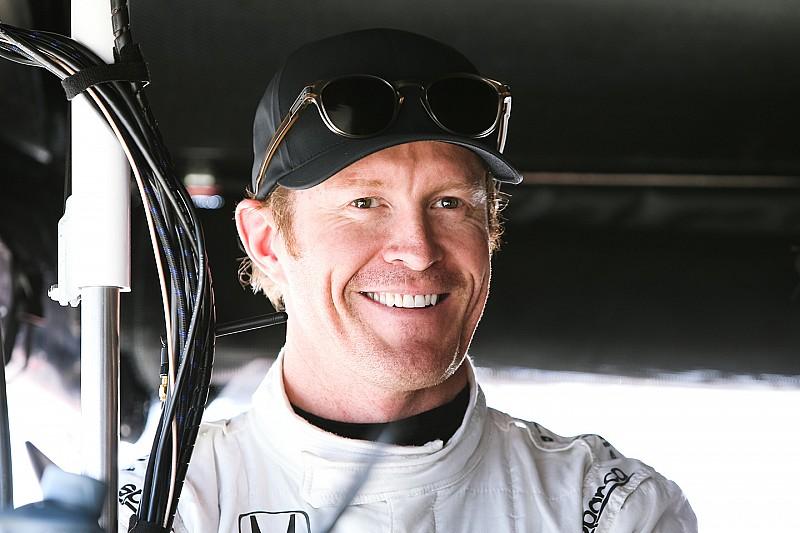 EL1 - Scott Dixon le plus rapide d'entrée