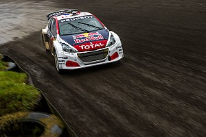 Ралли-Кросс Новость Peugeot показала новую машину Леба для ралли-кросса
