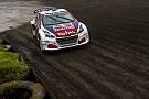 Ралли-Кросс Peugeot показала новую машину Леба для ралли-кросса