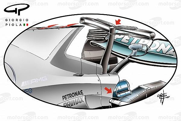 Формула 1 Технический брифинг: в Mercedes спешат охладиться