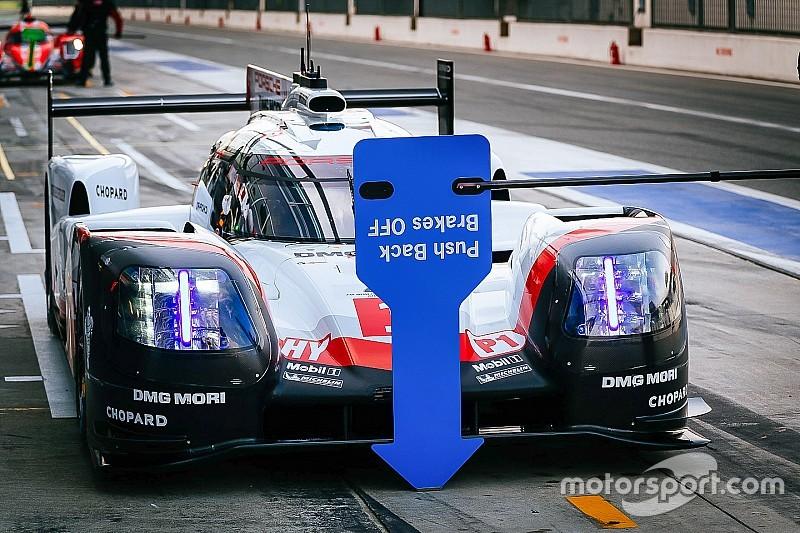 WEC: Porsche лідирує на відкритті Прологу